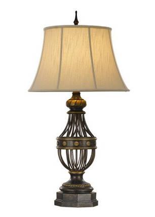 Настольная лампа AUGUSTINE FE / AUGUSTINE TL - Elstead, фото 2