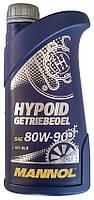 Mannol Hypoid 80w90 GL-5 1л