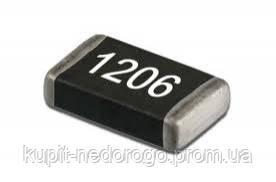 B54103A1010J860 Резистор R-1206 1,8 Ом 5% 0,25 Вт ТКС(-100/+600) 200 В