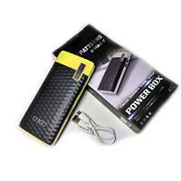 УМБ портативная зарядка Power Bank UKC YW-06 29800mah Yellow