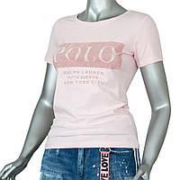 Женская футболка POLO