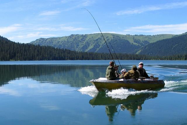 Анализ рыболовли на 22 и 23 октября.