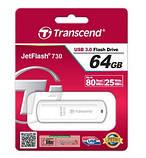 Флешка Transcend JetFlash 700, 16Gb USB 3.0., черная, фото 5