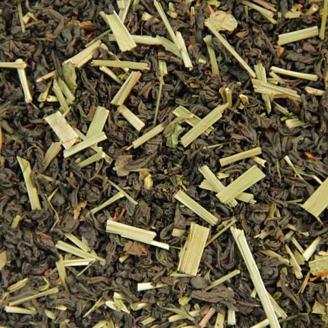 "Чорний ароматизований чай ""Чорний з м'ятою"""