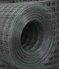 Сітка зварна штукатурна чорна Ø 0,7 мм 25х25 1м х 30м