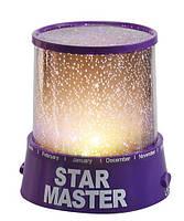 Проектор-ночник Звездное Небо mini (фиолетовый)