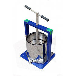 Пресс для отжима сока Вилен 15 л нержавейка ручной