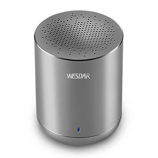Колонки Bluetooth Wesdar K23 Dark Grey