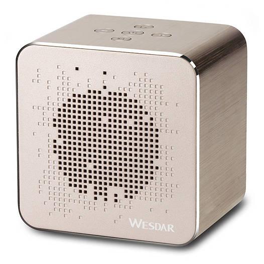Колонки Bluetooth Wesdar K31 Gold
