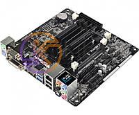 Мат.плата с процессором AsRock J4205-ITX, Intel Pentium J4205 (4x2.6 GHz), 2xDDR3 SO-DIMM, Intel HD 505, 4xSATA3, 1xPCI-E 1x, 1xM.2 (Key E для