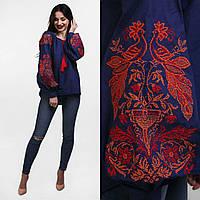 Красивая вышиванка для женщин, 100% хлопок, разные цвета, 540/490 (цена за 1 шт. + 50 гр.)