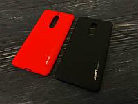 TPU чехол Smitt накладка бампер для Nokia 5 (2 цвета)