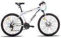 "Велосипед 26"" PRIDE XC-26 Disk рама - 15"" 2014 бело-черный"