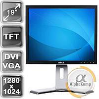 "Монитор 19"" DELL 1908FPt (5:4/DVI/VGA/USB hub) class B б/у"