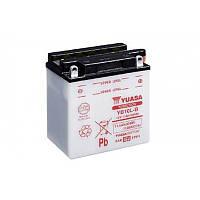 Акумулятор мото МОТО Yuasa 12V 11,6Ah  YuMicron Battery   YB10L-B(сухозаряжений)