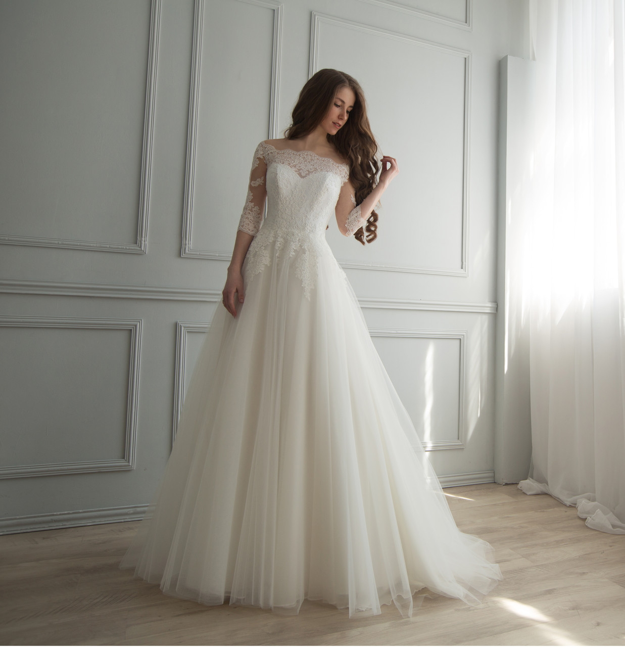"""Свадебное платье""""Verginia"""""""
