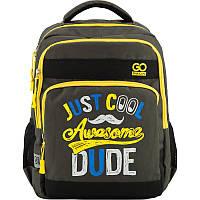 Рюкзак школьный Gopack GO18-113M