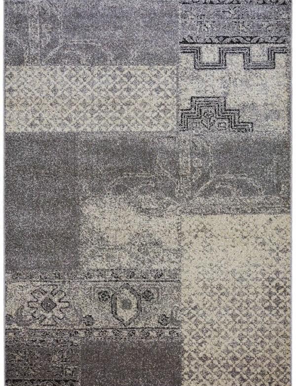 Ковер Optima Field, цвет серый