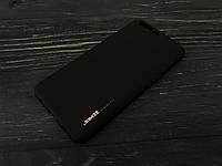 TPU чехол Smitt накладка бампер для OnePlus 5T черный