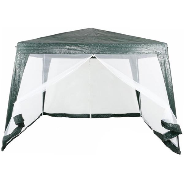Павильон шатер тент с москитной сеткой  3м*3м