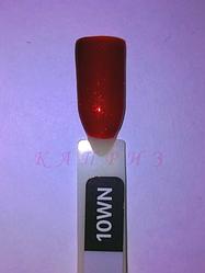 """Гель-лак для ногтей """"Ваsic collection"""" 8 мл, KODI WINE,10 WN  (оттенки винного и бордового цвета)"""