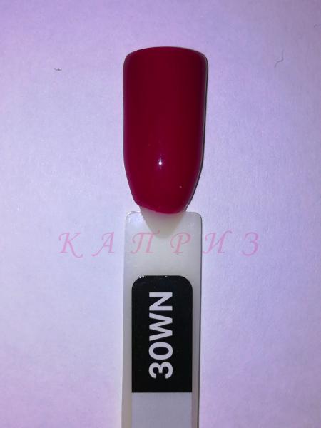 """Гель-лак для ногтей """"Ваsic collection"""" 8 мл, KODI WINE,30 WN  (оттенки винного и бордового цвета)"""