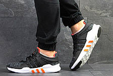 Летние мужские кроссовки Adidas Equipment ADV 91-16,сетка, серые 44р, фото 2
