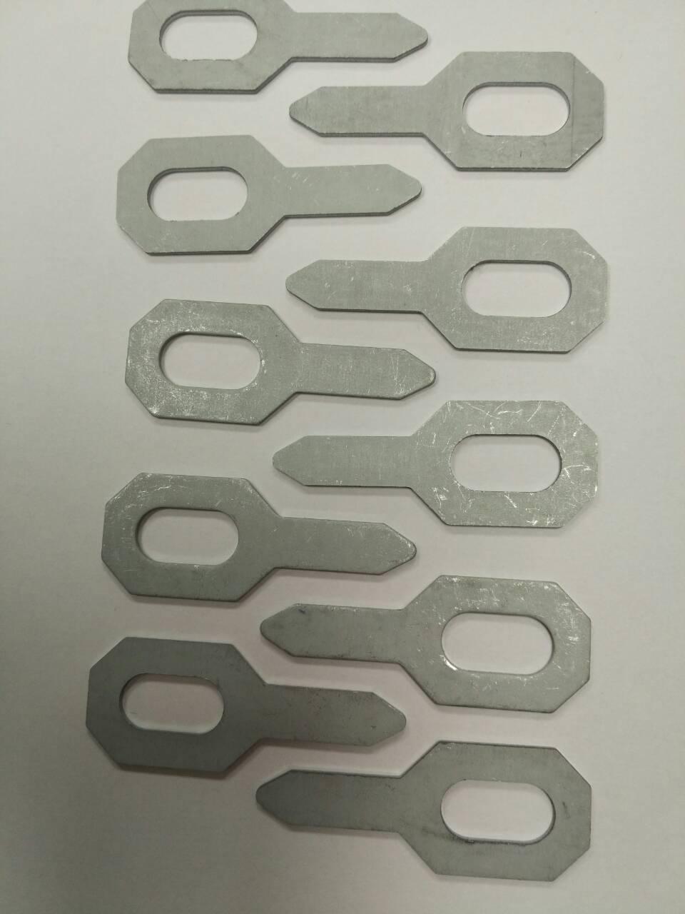 Шайба прямая-OT  удлиненная к споттеру  GI12152