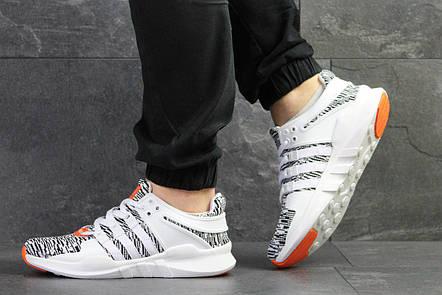 Летние мужские кроссовки Adidas Equipment ADV 91-16,сетка,белые  44р, фото 2