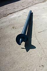 Свая Винтовая одновитковая диаметр 57 мм, длина 1000 мм
