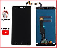 Дисплей + сенсор (модуль) Xiaomi Redmi Note 4X черный