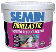 Шпаклевка Semin (Семин) FIBRELASTIC специальная  эластичная