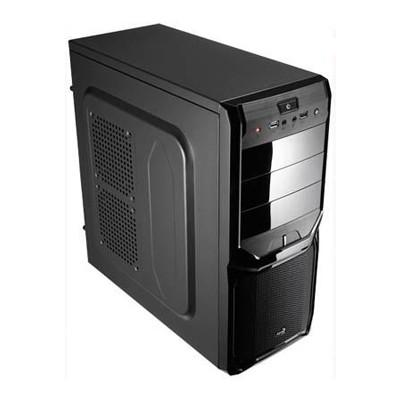 Корпус Aerocool PGS V3X Advance Black + БП Aerocool VX-550 550W