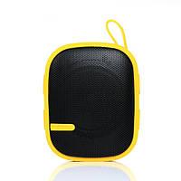 Bluetooth акустика Remax RB-X2 (Yellow), фото 1