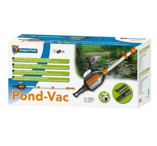Пылесос для пруда Superfish Pond Vac