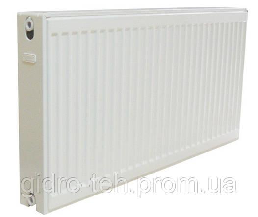 Стальной радиатор отопления EMKO 500x1200 тип 22, отопительная панельная батарея для дома