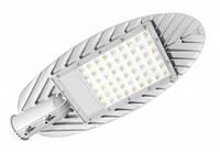 Светодиодный уличный LED светильник консольный Videx 50Вт 5000К
