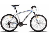"""Велосипед 26"""" PRIDE XC-26 рама - 15"""" 2014 бело-синий"""