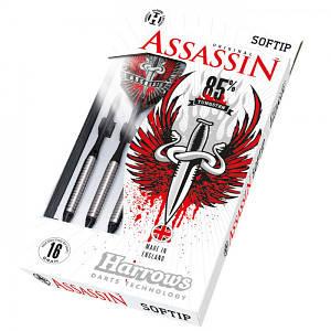 Дротики электроника Assassin 80% Harrows 16 грамм
