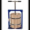 Пресс для отжима сока Вилен 25 л дубовый ручной, фото 2