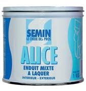 Шпаклевка готовая для лаковой отделке Semin ALICE