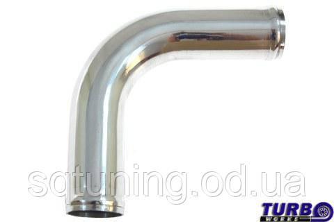 Алюминиевая трубка - Угол 90° - 45 мм 30 см