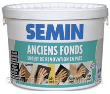 Шпаклевка многофункциональная готовая Semin HERCULE  для ремонта и отделки