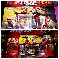Конструктор Bela 10319 Ninjago ниндзяго Решающее Сражение 214 дет, фото 1
