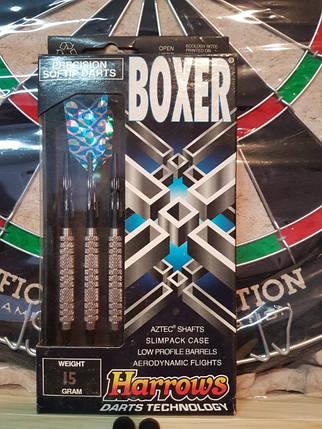 Дротики электроника Harrows BOXER Англия 15 грамм, фото 2