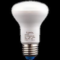 Комплект LED ламп Ilumia рефлектор 2шт, 8Вт, цоколь Е27, 3000К (теплый белый), 800Лм