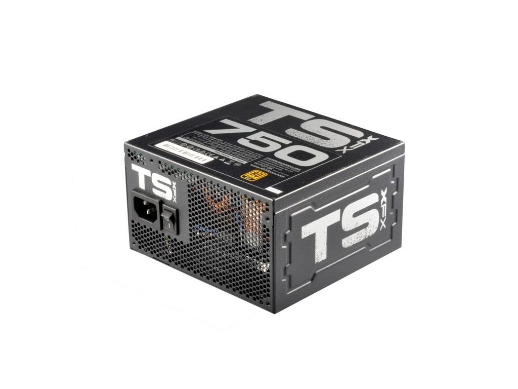 "Блок питания XFX TS Series 750W 80+ Gold ""Over-Stock"""