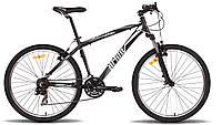 """Велосипед 26"""" PRIDE XC-26 рама - 15"""" 2014 черно-белый матовый"""