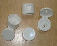 Крышка пластиковая Flip-Top (флип-топ) безрезьбовая 28мм