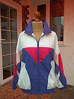 Спортивный свитер кофта мастерка женская фирменная MARS (50/52р)Оригинал.НОВАЯ